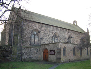 Restalrig Collegiate Church